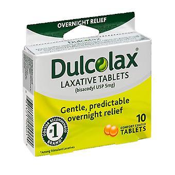 دولكولاكس Dulcolax لعلاج الامساك المزمن ومشاكل المعدة