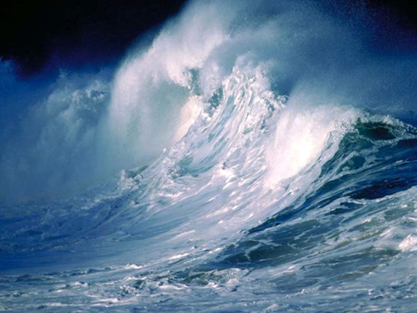 تفسير رؤية البحر في المنام للمرأة الحامل