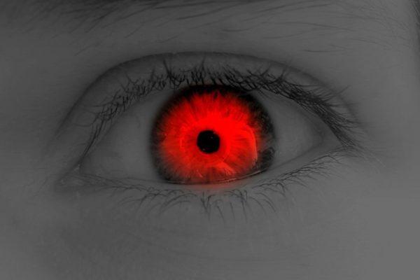 علامات خروج العين بعد اخذ الاثر من العائن
