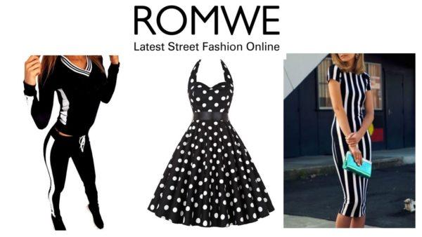 من جربت موقع romwe ( مميزات ونصائح )