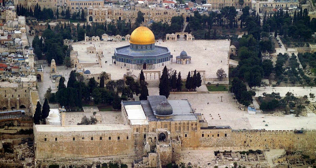 NEWSAl-Aqsa-mosque-and-Dome-of-the-Rock-ariel-view