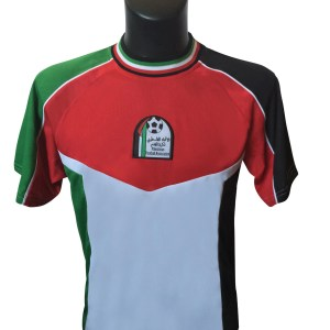 Palestine Football Shirt Home