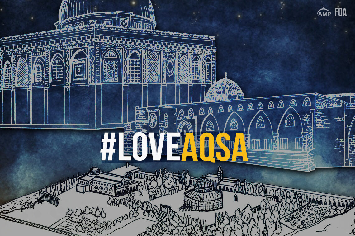 love aqsa website
