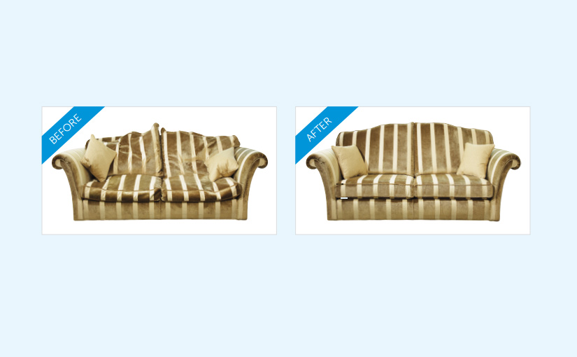 Cushion Refilling: How Our Service Works