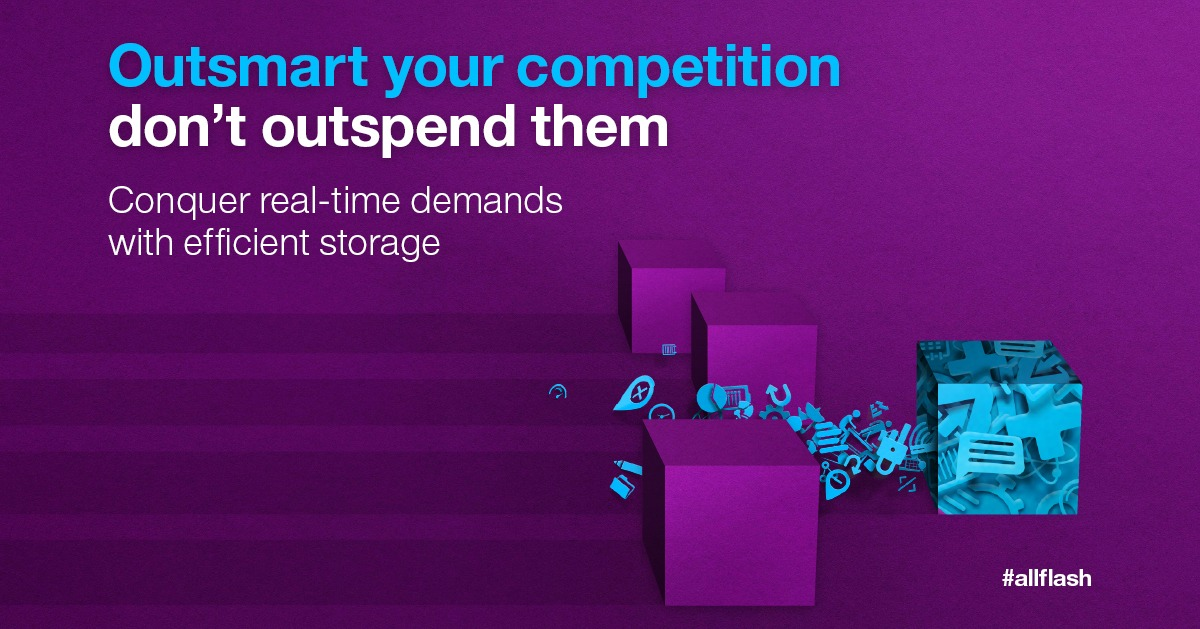 Outsmart Your Competition don't outspend them
