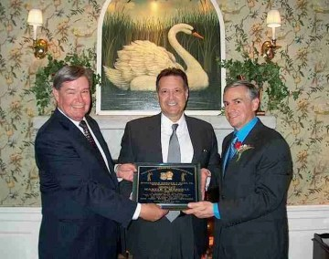 Hon. Martin j.  Massell- The Edward J. Hart Memorial Award