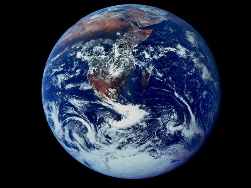 Risultati immagini per immagini della terra dallo spazio
