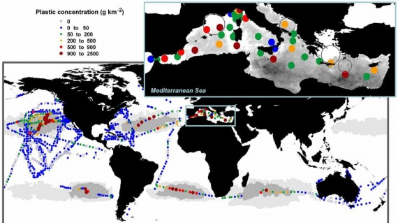 inquinamento, garbage patch, isole di plastica, isola di plastica del pacifico, pacific trash vortex