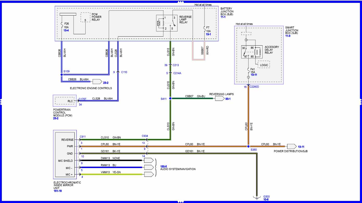 ford focus wiring diagram wiring diagrams cars