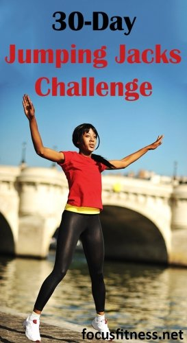 30Day Jumping Jacks Challenge That Will Transform Your
