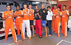 groningen-paddepoel-spicastraat-bao trieu-the martial arts exchange team holland-india-1