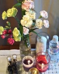 WS当日のお花など