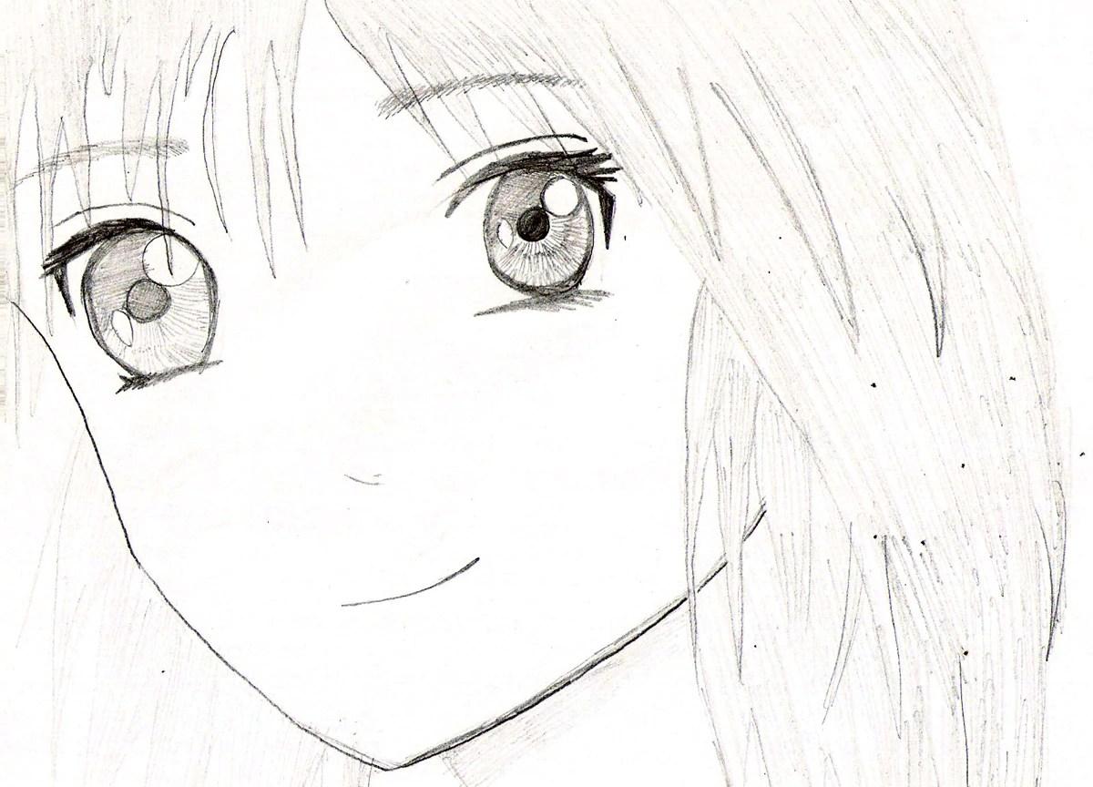 Come Disegnare Un Profilo Manga