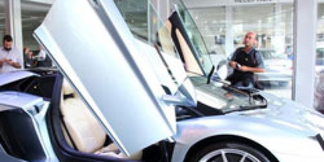 Saad & Trad inaugurent un showroom signé Lamborghini