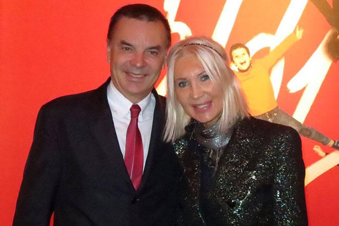 Prix Clarins Femme Dynamisante au Théâtre Mogador