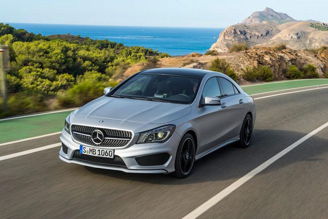 Mercedes-Benz lance la toute nouvelle CLA sport