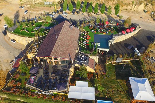 """Inauguration du """"The Notch"""": Votre nouvelle destination à Faqra."""