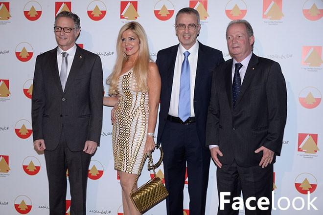 Dîner de gala de la Fondation du Président Camille Chamoun