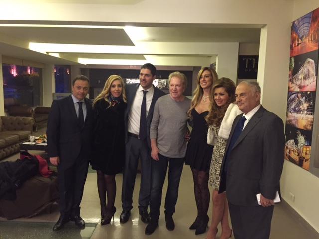 Concert dînatoire de Jean-Jacques Lafon à The Legend Venue à Dbayeh