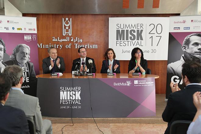 Garou et Marcel Khalifeh stars de la 4e édition de Summer Misk