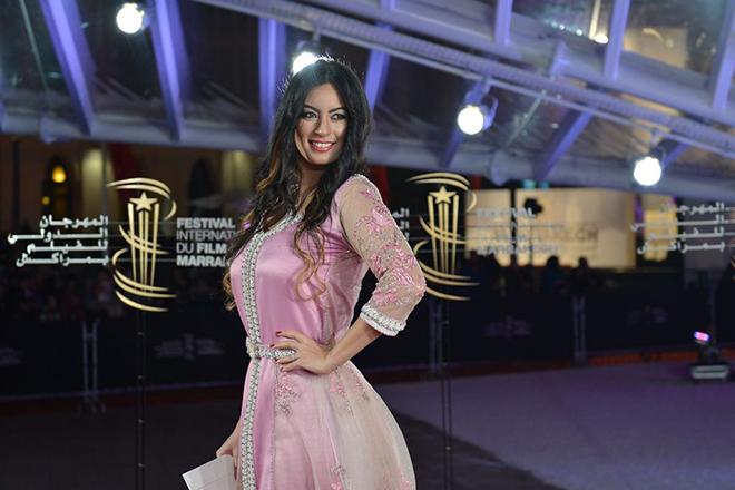 Moroccan Fashion Show  on the 13th of October at Diwan Shahrayar -Le Royal Hotel