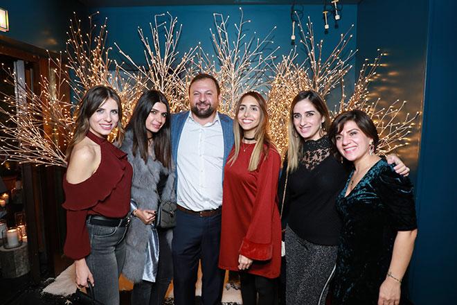 Fête de Noël à Beyrouth Le mercredi 20 décembre 2017