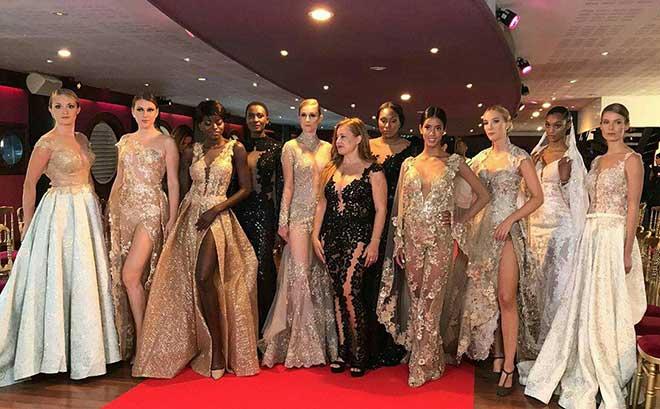 Le salon du mariage libanais inspiré par les designers libanais de renommée internationale