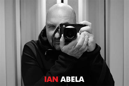 IAN ABELA   Le grand photographe international  d'origine libanaise