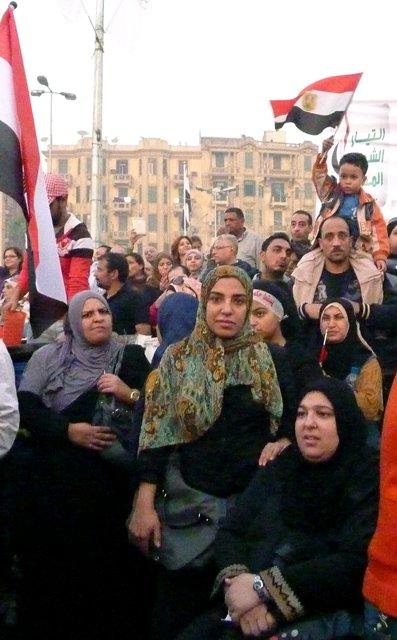 Piazza Tahrir, Cairo, Egitto. Ph. Silvia Dogliani