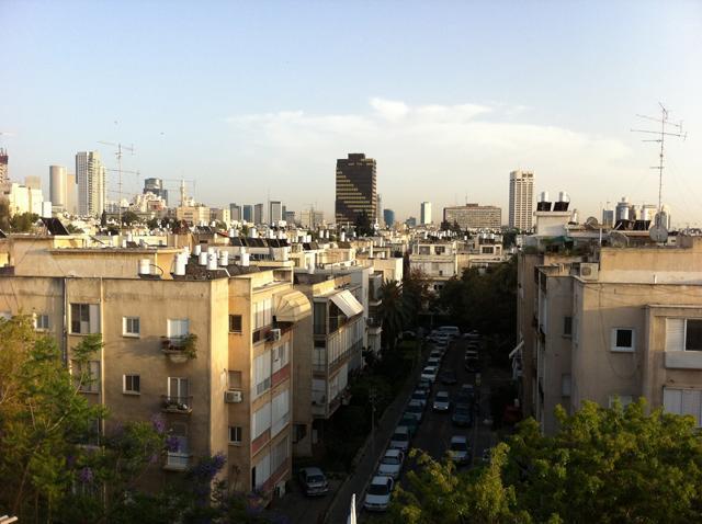 Tetti di Tel Aviv