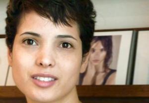 Hanaa Ben Abdesslem, Paris. Ph. Silvia Dogliani