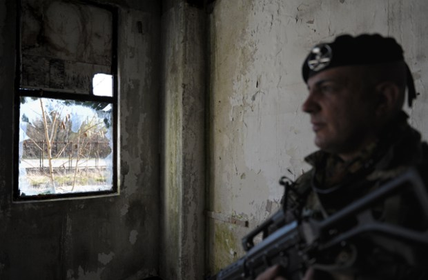 Pattugliamento, Kosovo_Ph.Silvia Dogliani_640