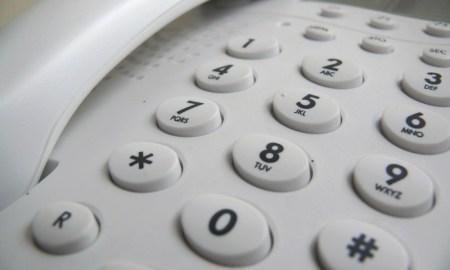 klantgericht communiceren foto van telefoon
