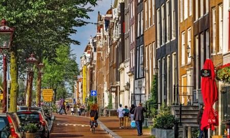 woningnet foto van mensen in amsterdam