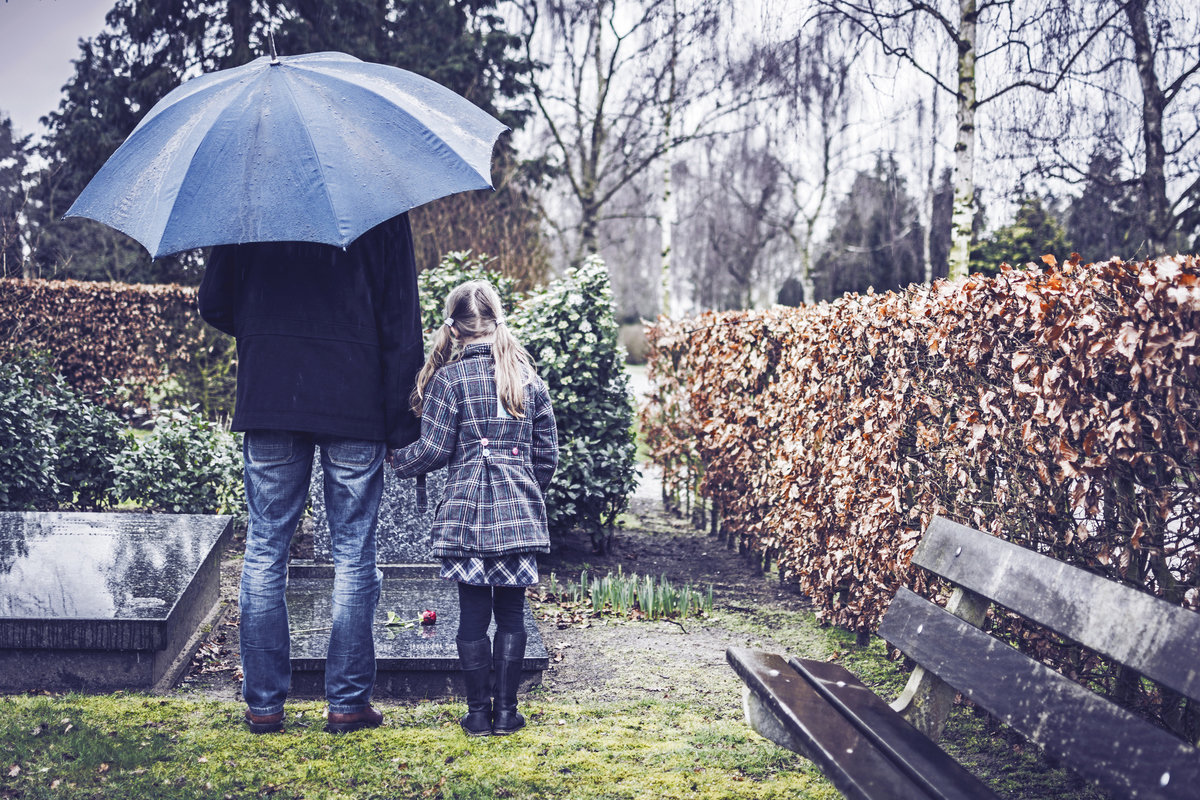 Raising Thriving Children After The Loss Of A Spouse
