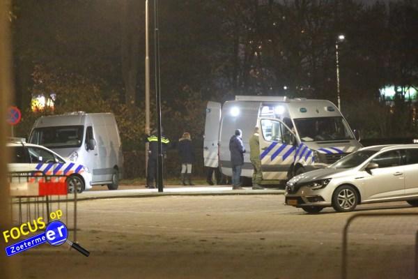 Explosief aangetroffen in de van der Hagenstraat; Club Magnum moet twee weken dicht