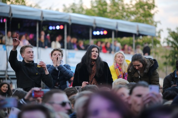 Bevrijdingsfestival Zoetermeer weer een groot succes!