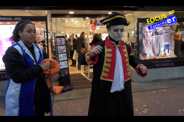 Trick or Treat Halloween 2019 Zoetermeer