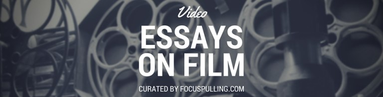 Video Essays on Film - Banner