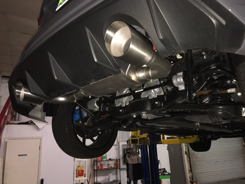 remus exhaust review ford focus rs forum