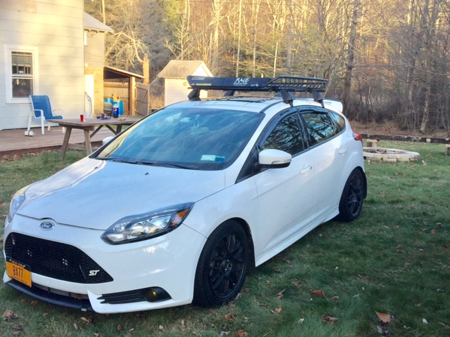 roof rack and roof accessories thread