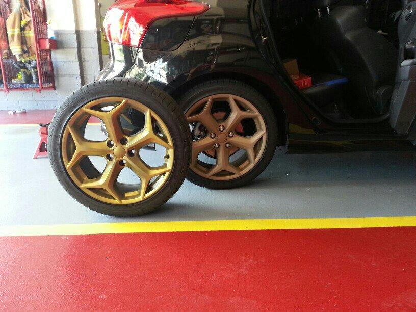 Ford Explorer 2013 Wheels