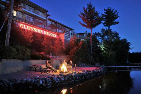 Cliffside Resort and Suites