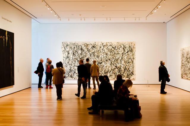 4 Museum of Modern Art