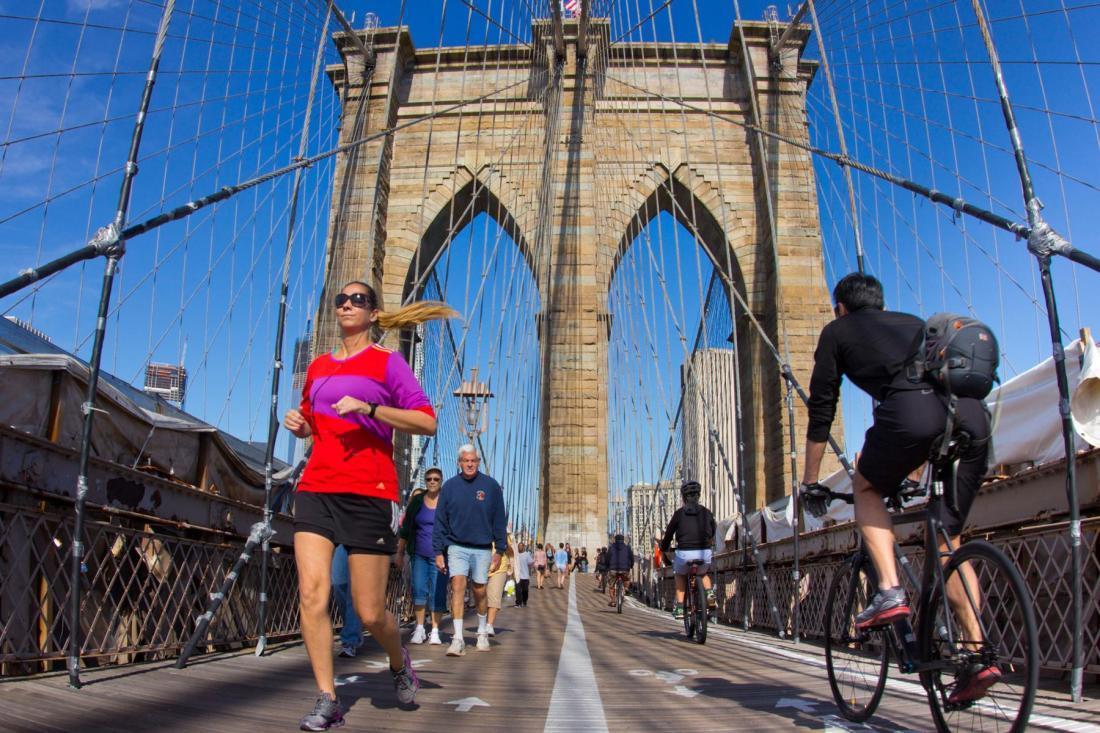 5 Brooklyn Bridge