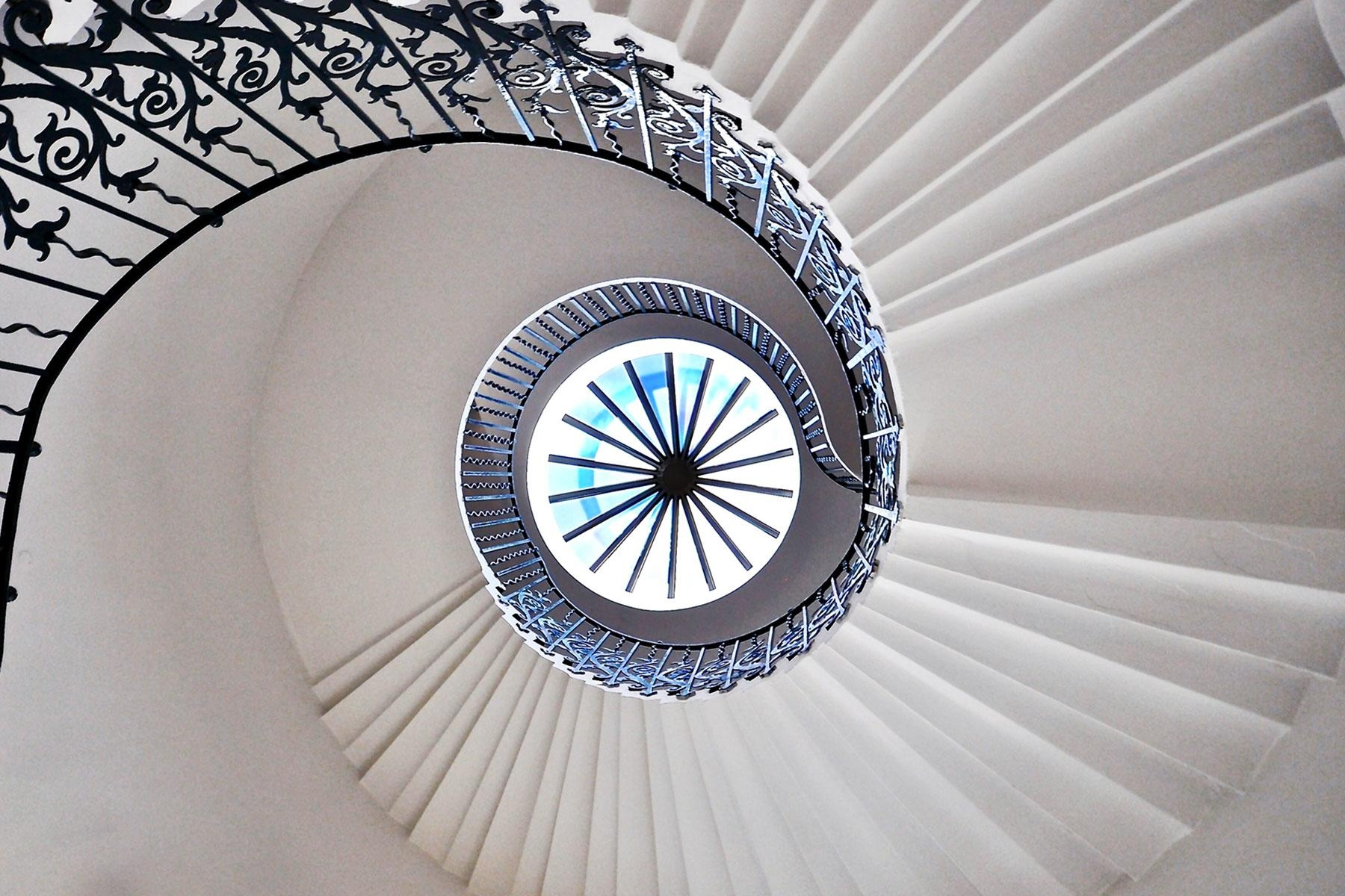 The 20 Most Incredible Staircases In The World – Fodors Travel Guide   Spiral Staircase Los Angeles   Old Fashioned   Most Efficient   Double Spiral   Rome   Topanga Canyon