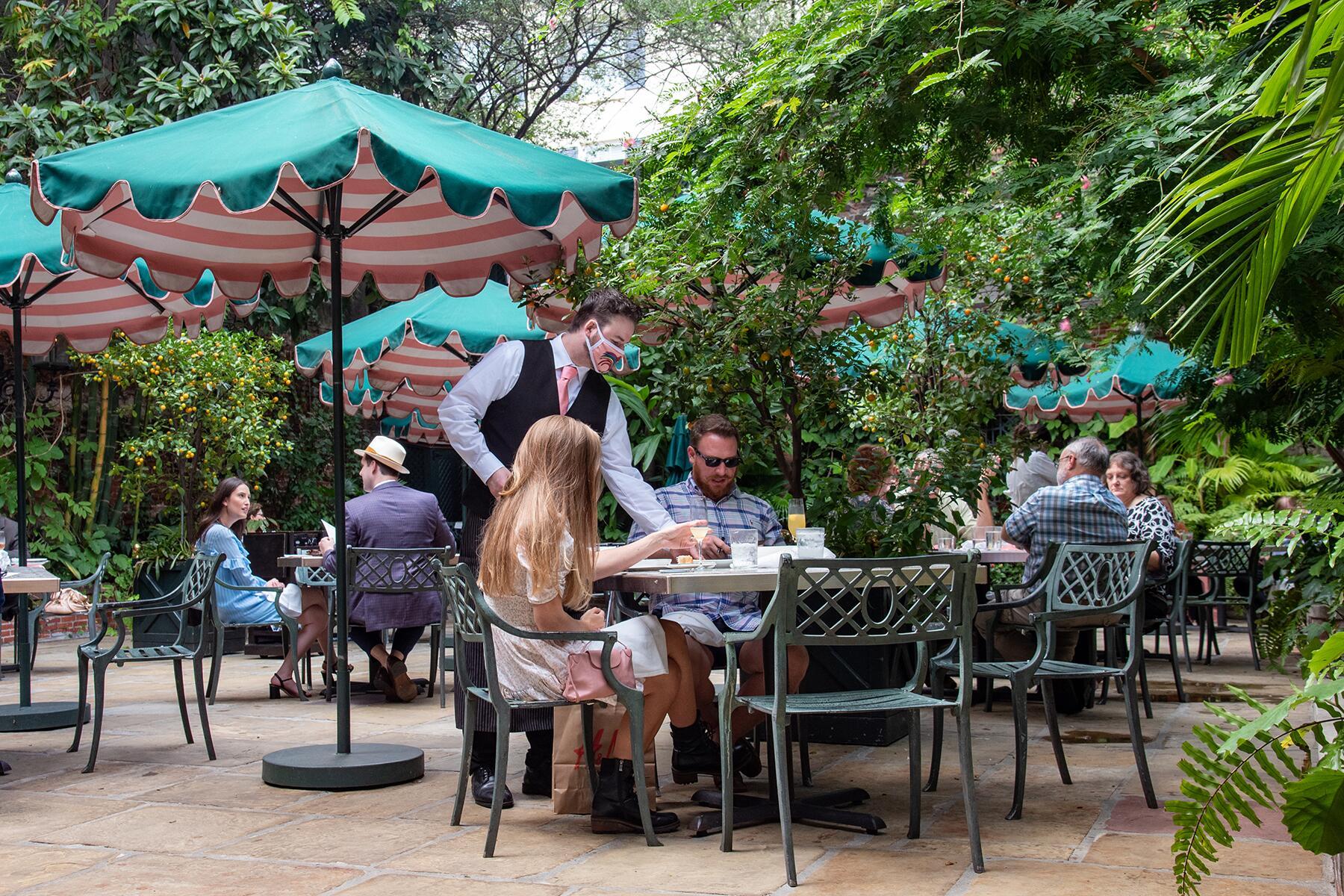 best outdoor patios in new orleans