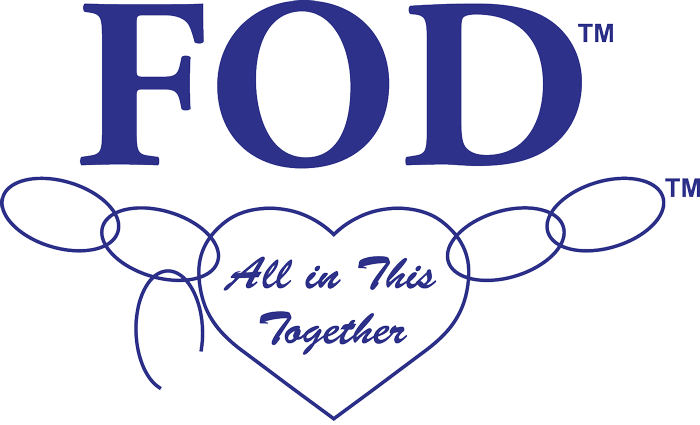 Logo for FODSupport.org - Fatty Oxidation Disorders Family Support Group