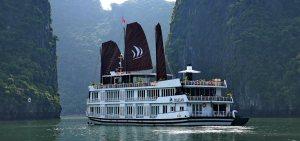 Pelican Cruise, Halong Bay