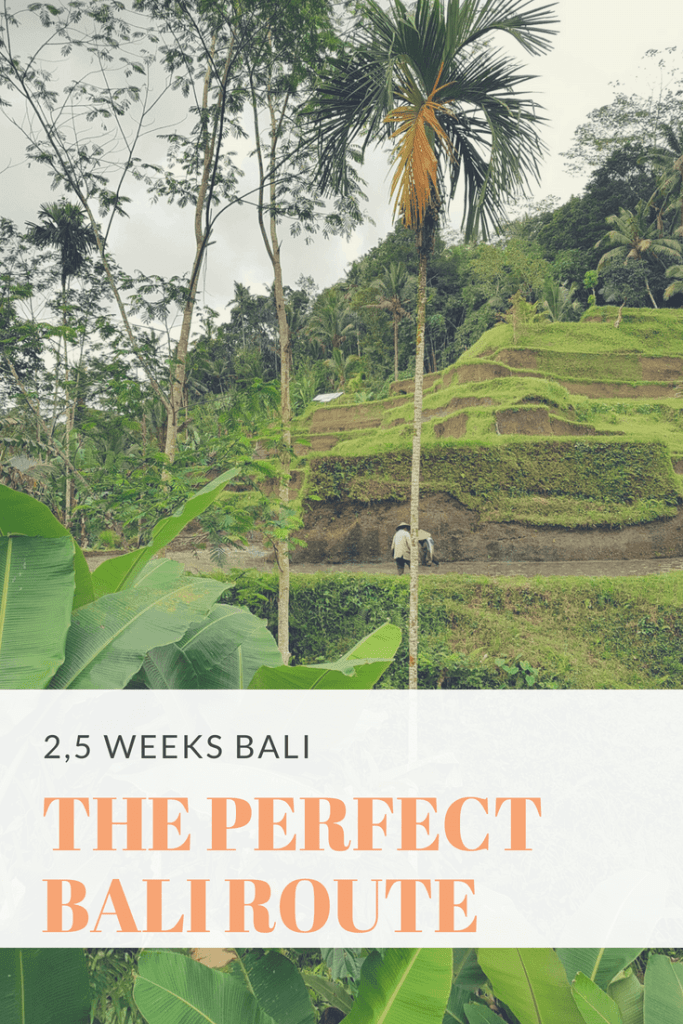 perfect bali route